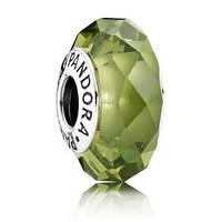 Стекло Мурано Pandora зеленый, копия оригинала 1:1