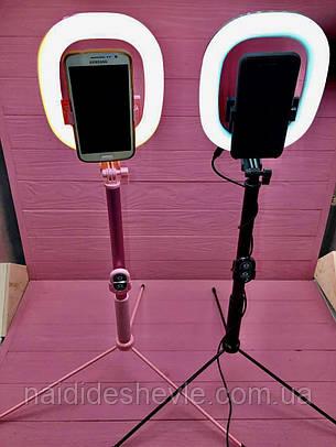 Кільцева Bluetooth лампа, 18 див., фото 2