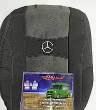 Авточехлы Nika на Mercedes Sprinter 2 1+1 от 2006 года, комплект на передние сидения
