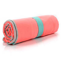 Быстросохнущее полотенце Meteor Towel 110х175 см Коралловое (m0077)
