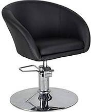 Крісло перукарське Мурат P гідравліка , чорний