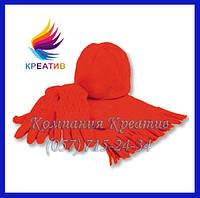 Флисовые шапки и шарфы с логотипом (от 30-50 шт.)