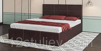 Мягкая кровать Каролина 5 с подъемным механизмом Свит Меблив 160*200