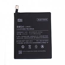 Аккумулятор BM34 для Xiaomi Mi Note Pro 3010 mAh (03706)