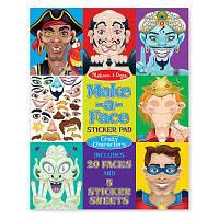 Набор для творчості Melissa&Doug наклейки 'Сказочные персонажи' (MD4237)