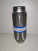 Гофра глушника Euroex 50x200 3-х шарова