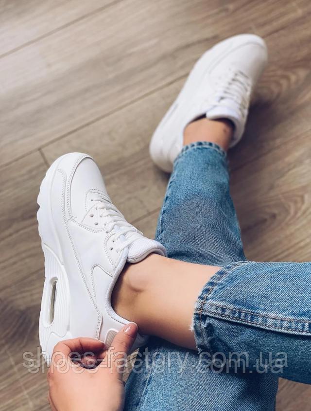 женские белые кроссовки фото
