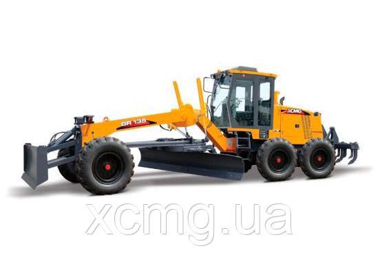 Автогрейдер марки XCMG модель GR135
