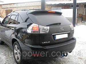 Фаркоп на Lexus RX (300, 330, 350, 400) 2003-2009