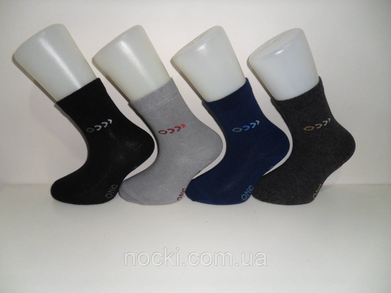 Дитячі шкарпетки стрейчеві комп'ютерні Onurcan б/р 13 0203
