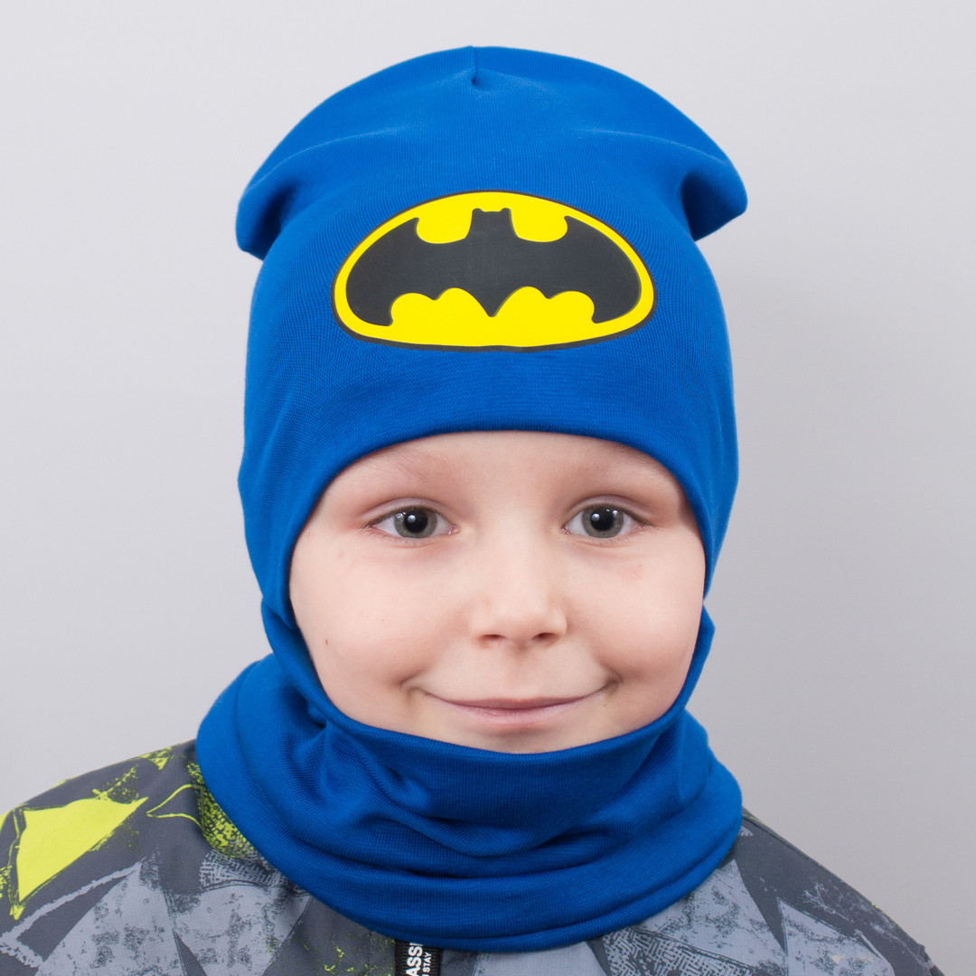 Шапки для Хлопчиків Бетмен - Комплект електрик