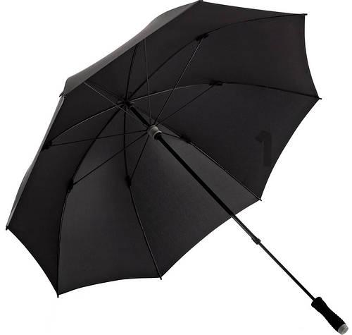 Механический прочный зонт-трость EuroSCHIRM Birdiepal teleScopic W2T4-BBA/SU16149 черный