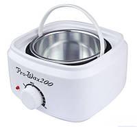 Воскоплав Баночний Pro Wax 200 Нагрівач для Гарячого Воску, фото 1