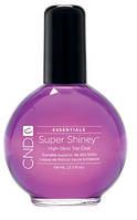 CND (Creative Nail Design) Super Shiney – Сверхтвердый блестящий закрепитель 68 мл