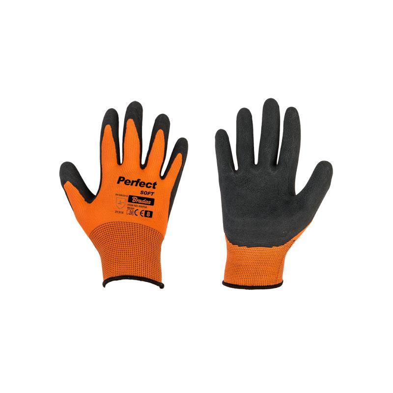 Перчатки защитные PERFECT SOFT латекс, размер  8, RWPS8