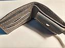 Портмоне Classic серый, фото 3