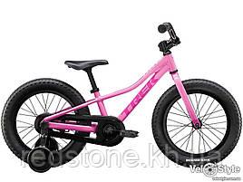 Велосипед TREK PRECALIBER 16 GIRLS CB розовый колеса 16¨