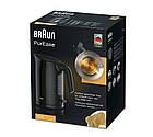 Електрочайник Braun WK 3100 BK, фото 2