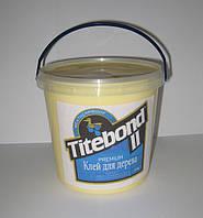 Профессиональный столярный клей D3 Titebond II Premium (США) (1 кг), фото 1