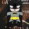 Резиновый 3D чехол для Asus Zenfone 5 Бетмен
