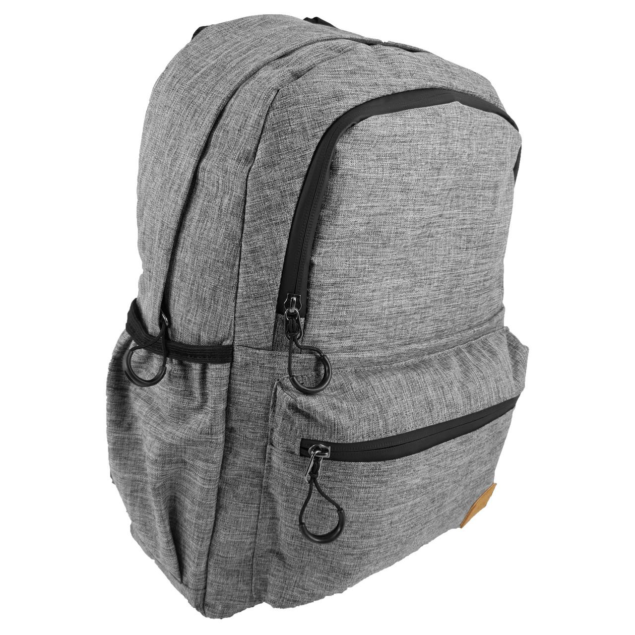 Легкий рюкзак міський Venlice з прогумованими замками