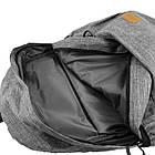 Легкий рюкзак міський Venlice з прогумованими замками, фото 6