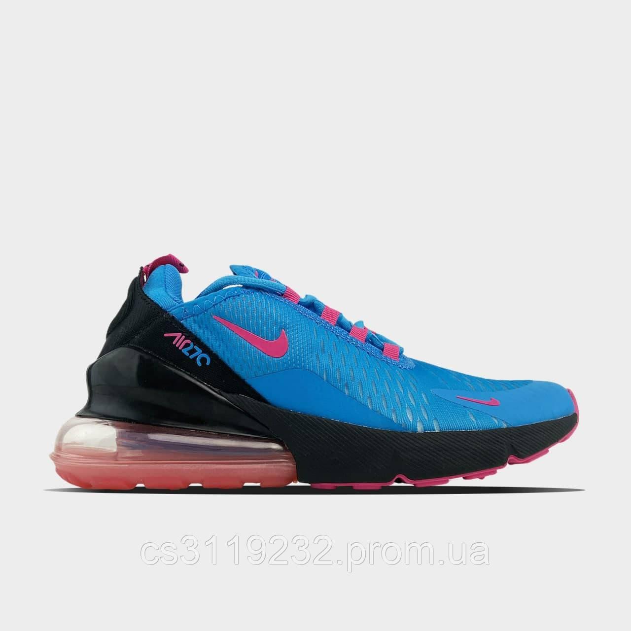 Чоловічі кросівки Nike Air Max 270 South Beach (блакитний)