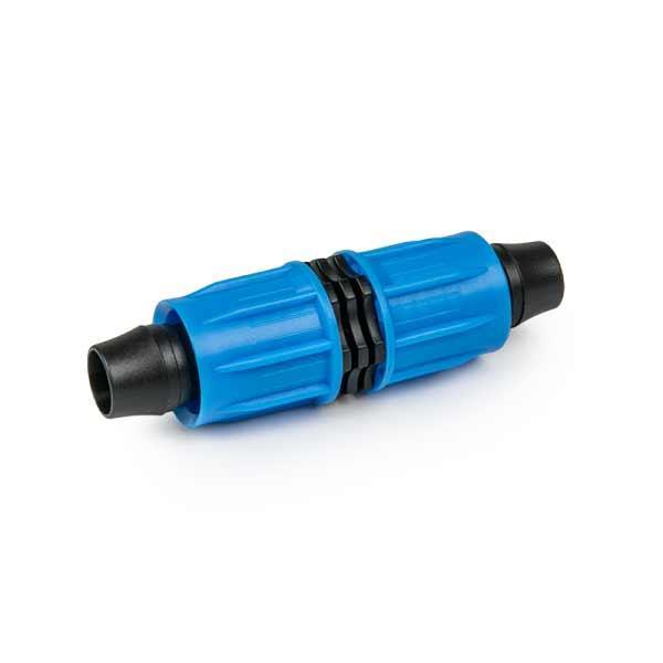 Муфта для капельных труб PE 16 мм, DSWAQJ-L1616
