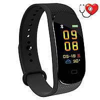 Фітнес браслет M5 Band Smart Watch Bluetooth Чорний