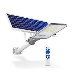 Светильник уличный автономный LED на солнечной батарее VIDEX 40W 5000K