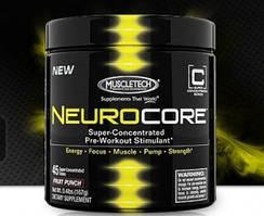 Muscletech®ПредтреникиMT Neurocore, Concentrated Series, 185 gr (45 serv)