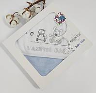 Полотенце детское Maison D'or Lamite 76x76 Blue