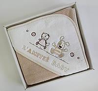 Полотенце детское Maison D'or Lamite 76x76 Beige