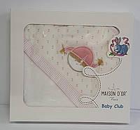 Полотенце детское Maison D'or Love Baby 76x76