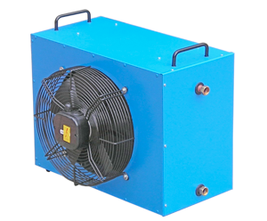 Водяной калорифер (воздухонагреватель) АОВ-28кВт , фото 2