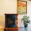 Камин изразцовый для дома Haas+Sohn Manta Top Медовый, фото 8