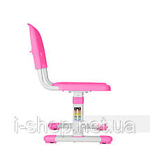 Детский стул FunDesk SST3 Pink, фото 3