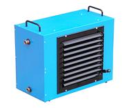 Водяной калорифер (воздухонагреватель) АОВ-45кВт