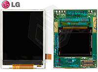 Дисплей (LCD) для LG A130 / A133, полная сборка, оригинал