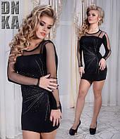Платье вечернее, коктейльное   3076 Турция