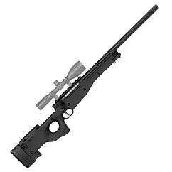 Снайперська гвинтівка Novritsch SSG96 2.8 Joules Black