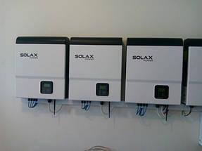 Сетевая солнечная электростанция 15 кВт с АКБ. ж/м Приднепровск, Днепропетровская обл. 5