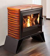 Отопительная печь камин на дровах Haas+Sohn Skive-C , каминофен, кафельная печь.изразцовая печь