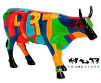 "Коллекционная статуэтка корова ""Art of America"", Size L Cow Parade (Парад Коров)"