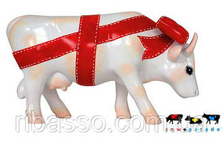 Колекційна статуетка корова Present Cow Parade