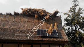Автономный дом (Солнечная электростанция + коллектора) пос. Игрень г. Днепропетровск 6