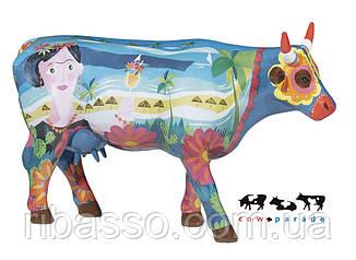 Колекційна статуетка корова Frida vai a Cancun, Size L