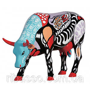 "Cow Parade Колекційна статуетка корова ""Surreal"", Size L"