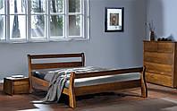 Кровать Монреаль ольха (орех) (Микс-Мебель ТМ)