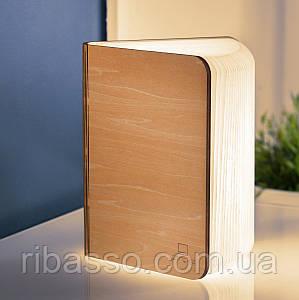 "Светильник-книга ""MAPLE SMART"", дерево кленGingko GK12W2"